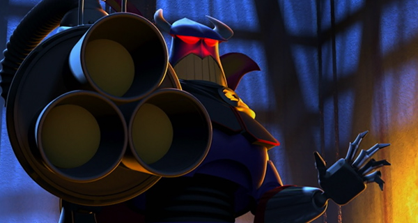 Wayne Knight Zurg Emperor Evil