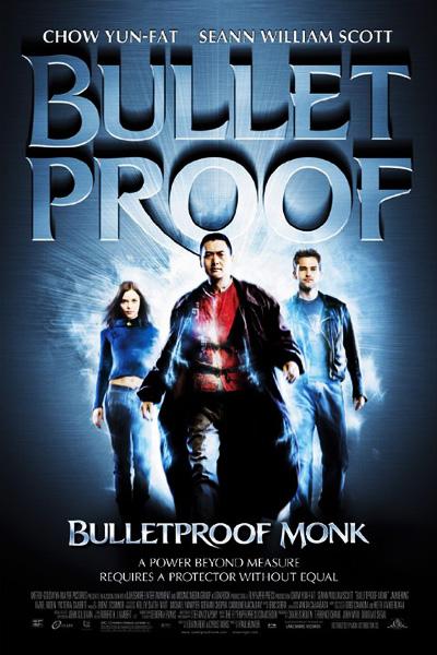 Bulletproof Monk 2003 Review Basementrejects