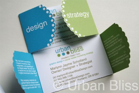 25 Awesome Die Cut Business Card Examples   Web   Graphic Design     die cut business card 27