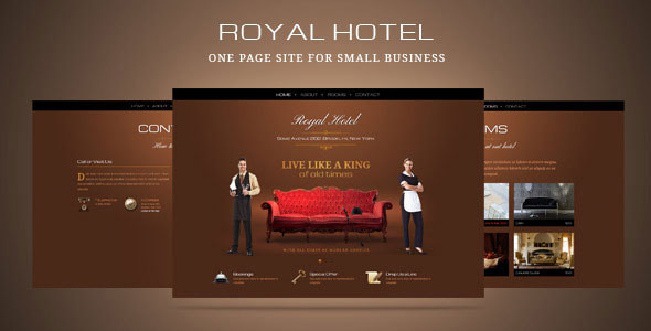 Furniture Design Websites Templates