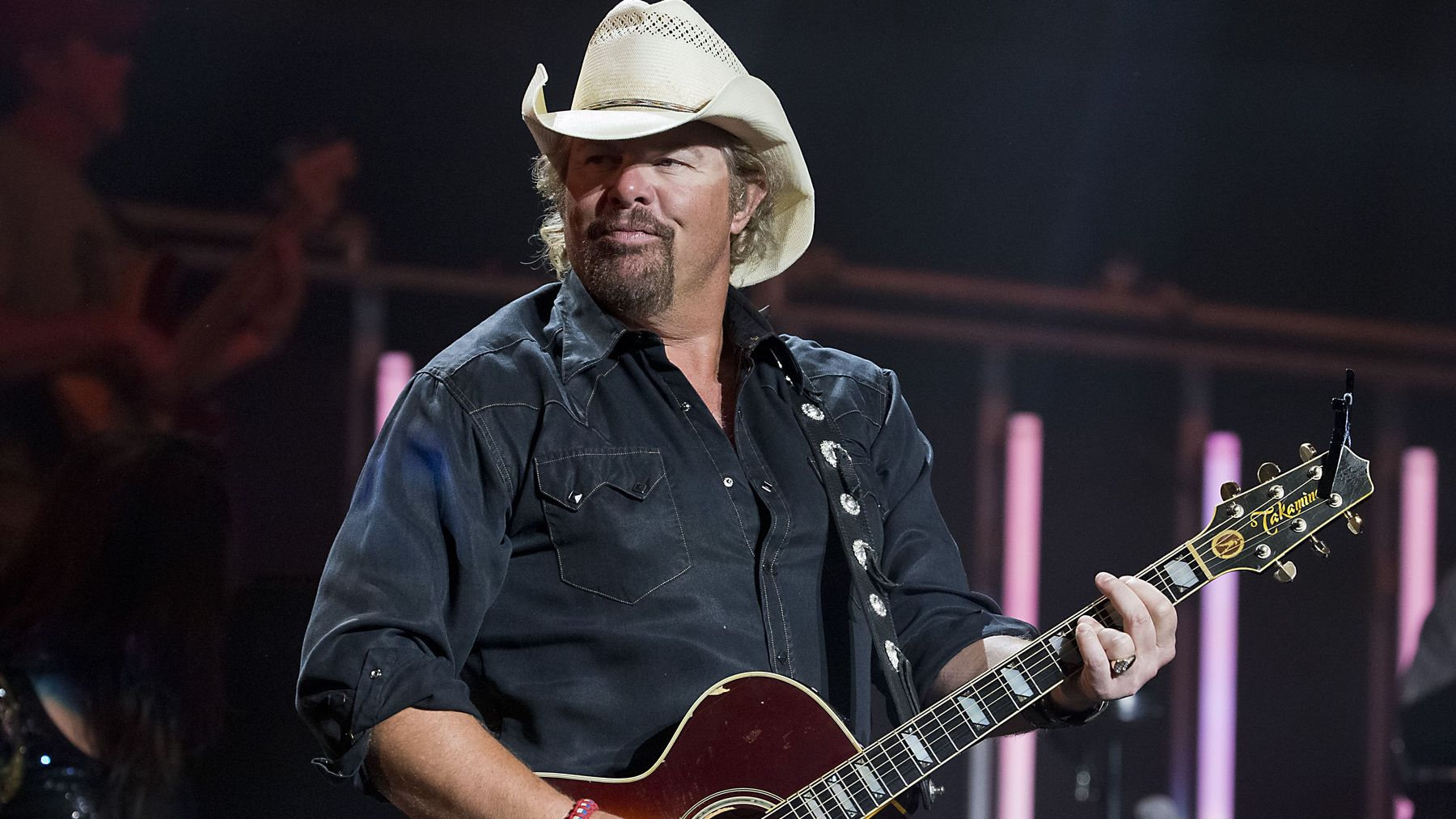 Toby Keith Plots That's Country Bro! Tour - Basin Radio
