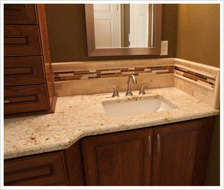 Colonial Gold Granite Bath Amp Granite Denver