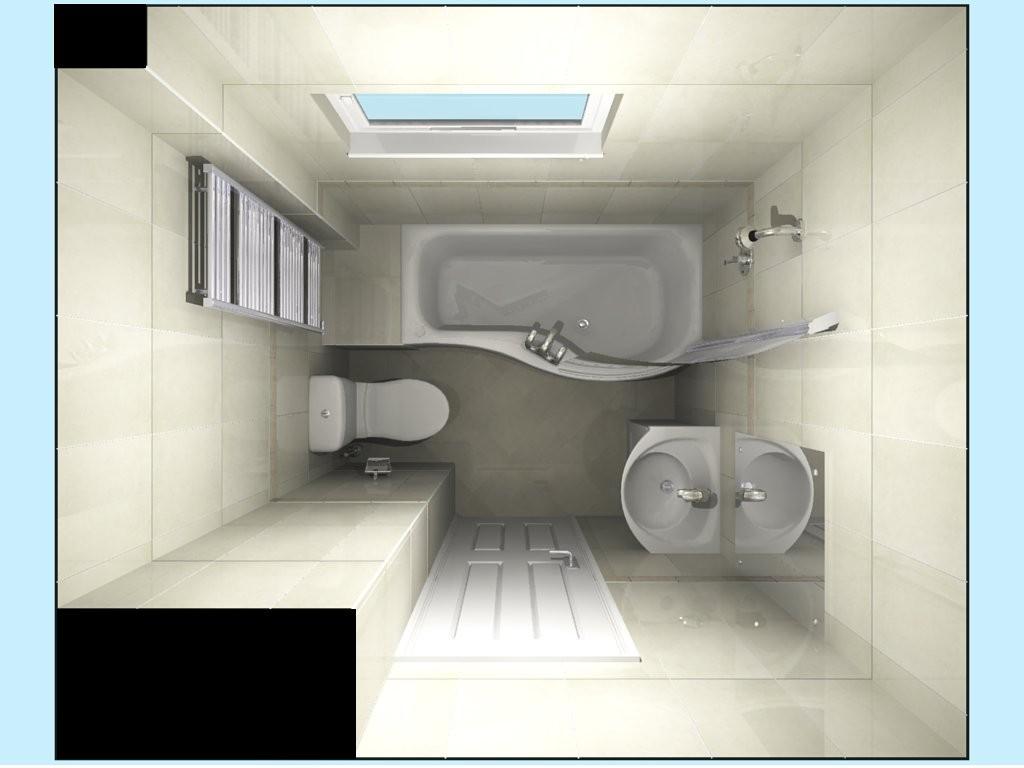Small Bathroom Designs 3d