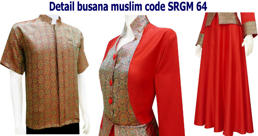 Image Result For Model Gamis Lurik Terbaru
