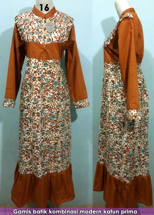 Image Result For Model Gamis Batik Pekalongan