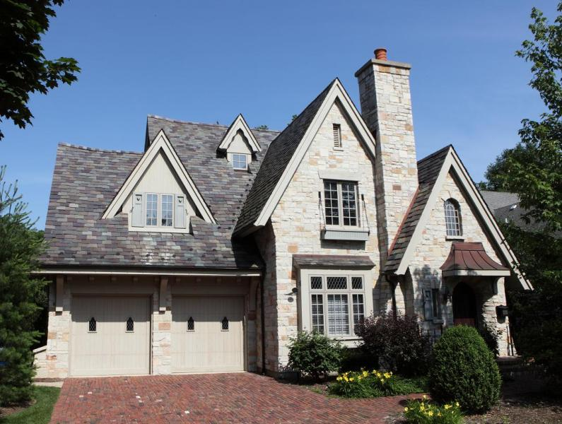Battaglia Homes builds homes in Hinsdale inspired by old world     Battaglia Homes builds homes in Hinsdale inspired by old world English  Cottages