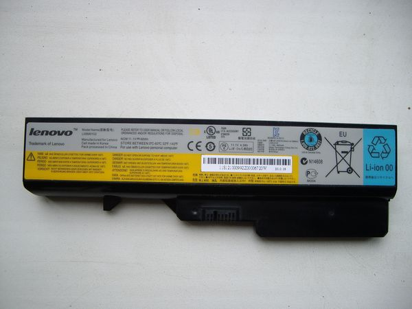 Batteri laptop