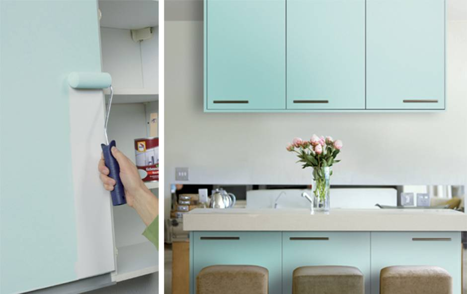 Alte Küche aufpeppen ▷ 7 Tipps um die Küche zu verschönern - bauen.de