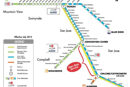 vta map san jose » Full HD Pictures [4K Ultra] | Full Wallpapers