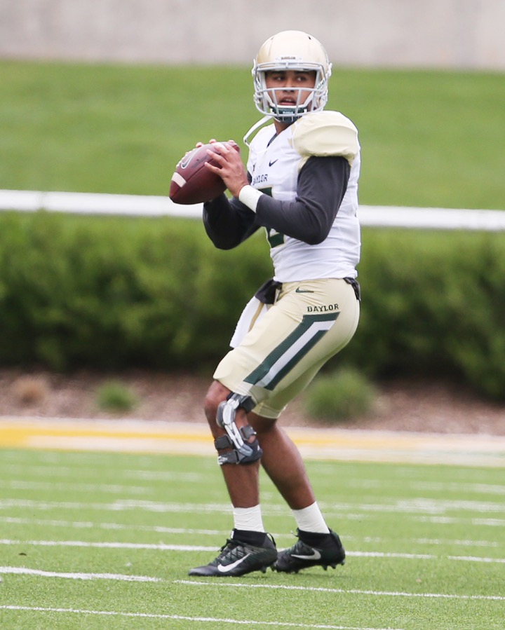 Solomon To Start As Quarterback Against Liberty The
