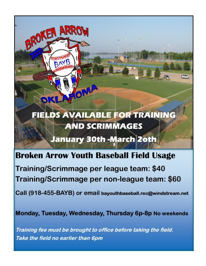 Broken Arrow Youth Sports Ba