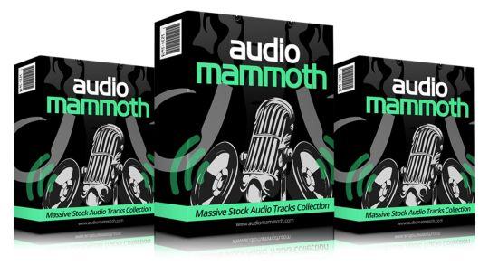 Audio Mammoth: 3000 Premium Audio Tracks with Royalty-FREE