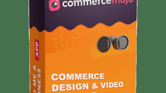 CommerceMojo – Commerce Design And Video Creator