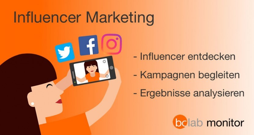 Social Media Monitoring im Influencer Marketing