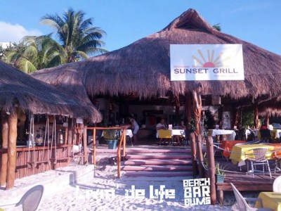 Beach Bars For Sale – Sunset Grill, Isla Mujeres, Mexico ...
