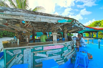 British Virgin Islands (BVI) Beach Bars – Big Bamboo Beach ...