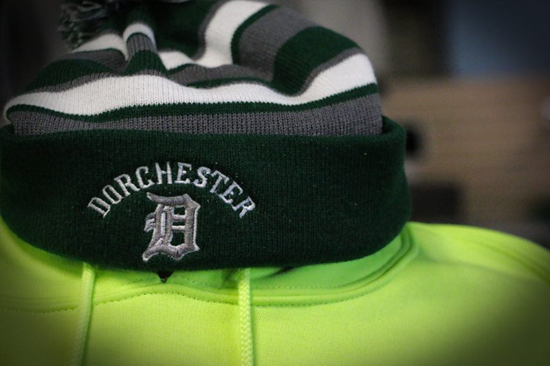 Embroidery Services | Beantown USA