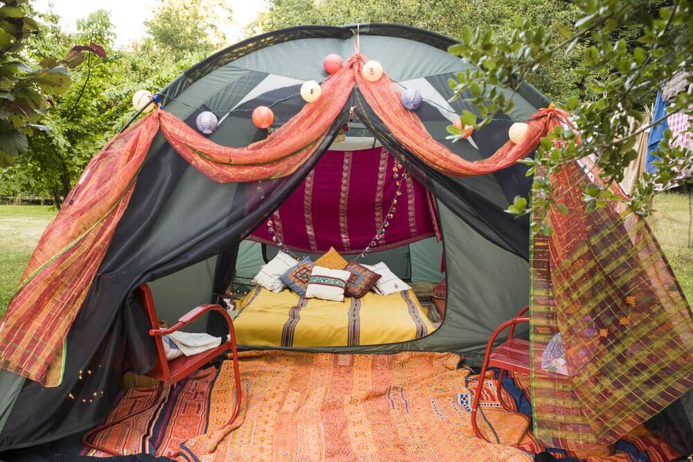 The Best Romantic Camping Ideas Your Partner Will Love