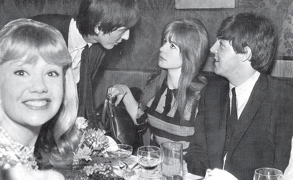 Paul Mccartney And Jane Asher 1967