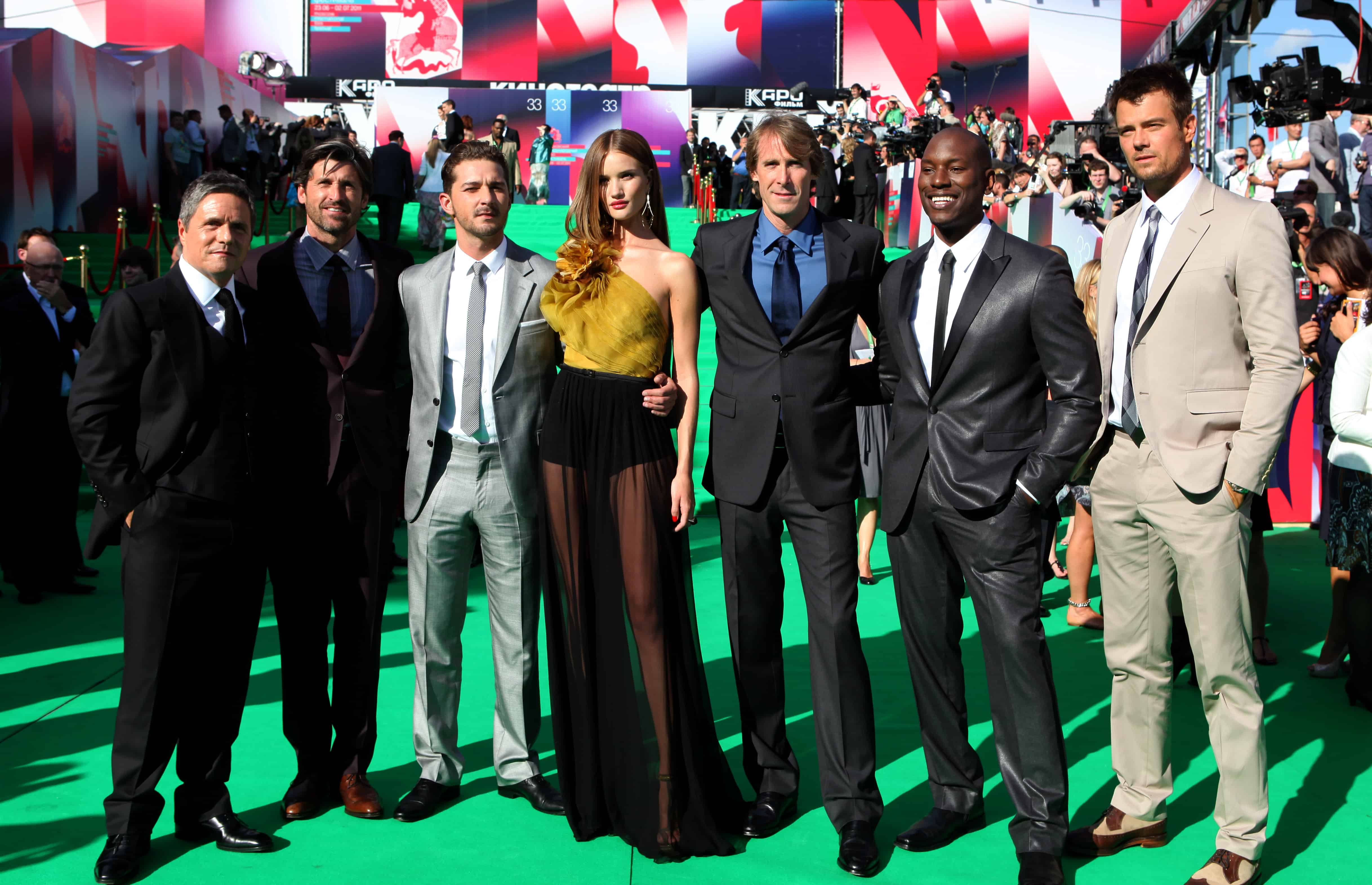 'Transformers 4' Movie is a Go, But Which Cast Members ...