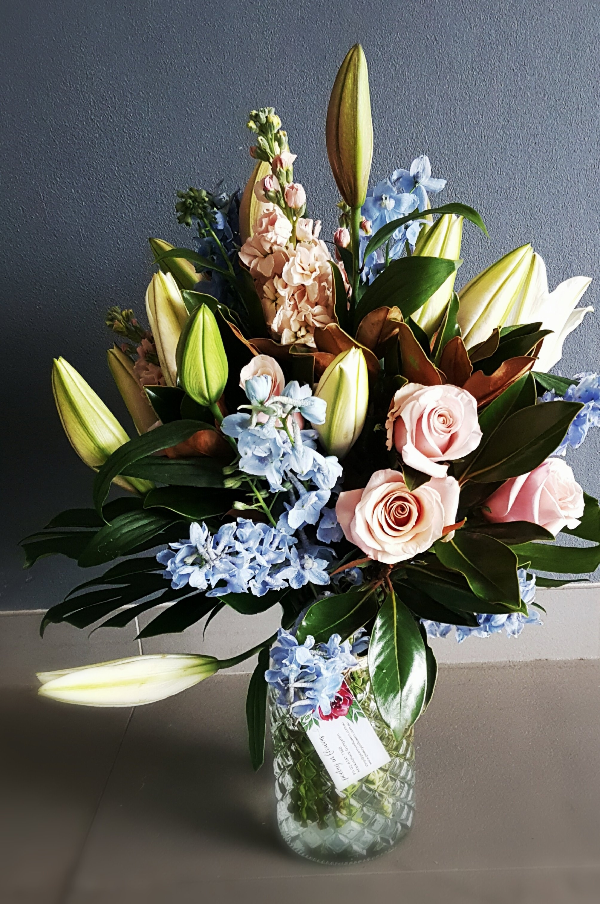 Lovely Day Of Flower Delivery - Beautiful Flower ...