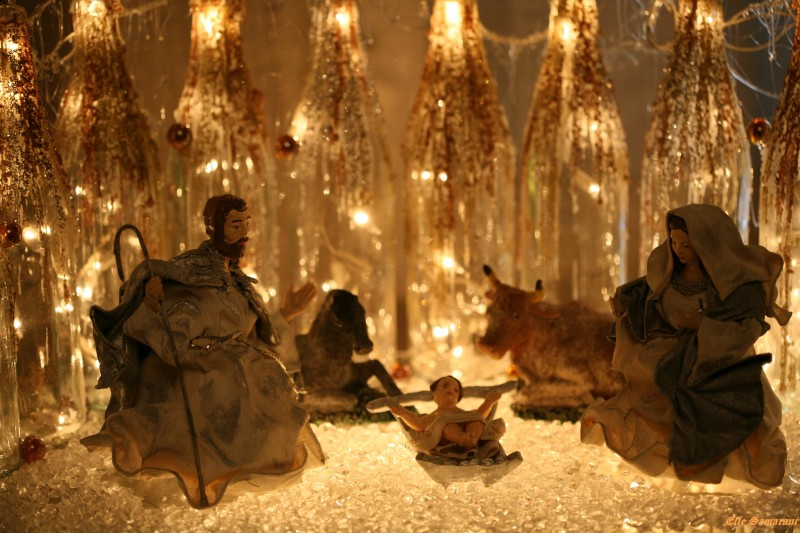 Creative Designs And Unique Ideas For Christmas Nativity
