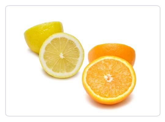 Lemon Juice Skin And After