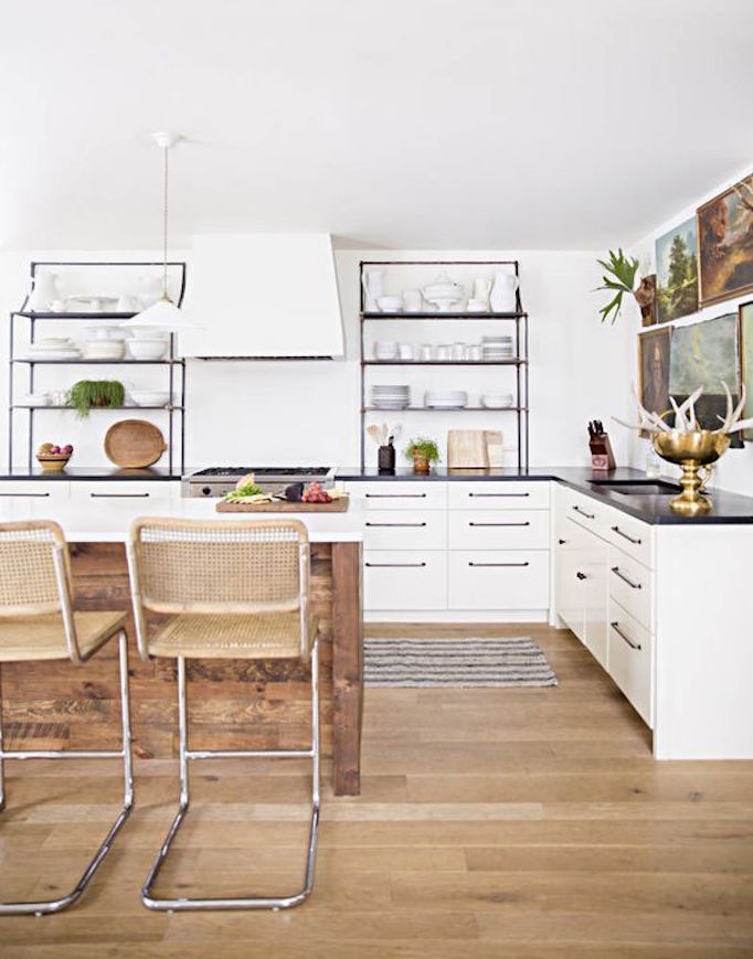 Kitchen Trend French Bistro Shelvingbecki Owens