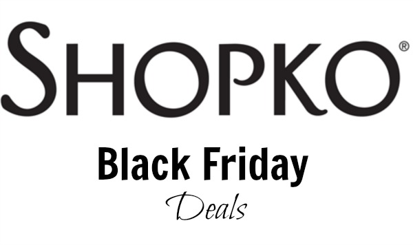 Shopko Black Friday Deals - Become a Coupon Queen