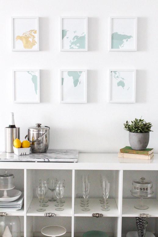 Apartment Decorating Painting Ideas