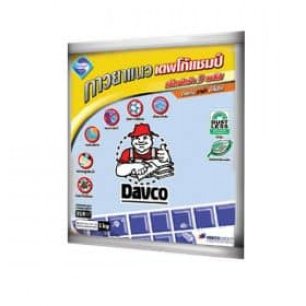 Extra 3 Plus Color Grout DAVCO