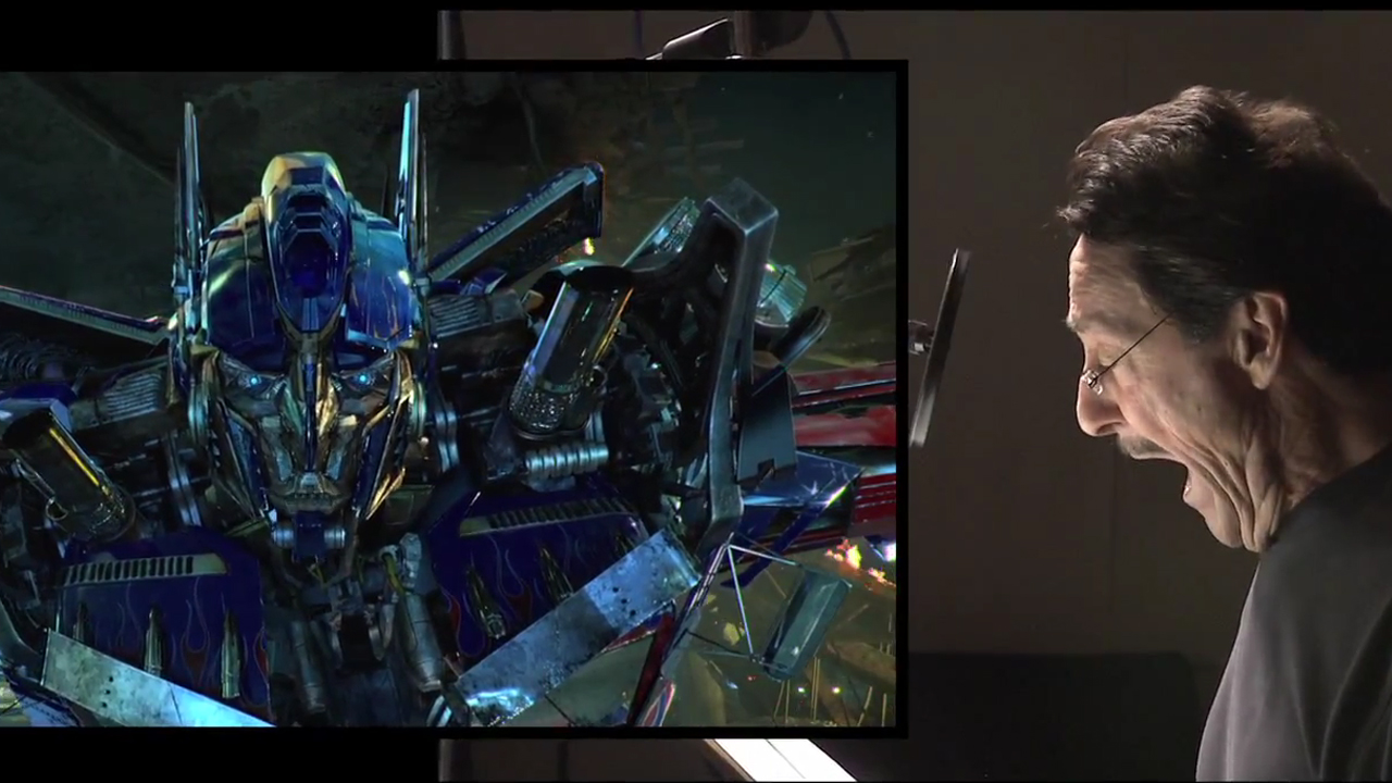 Behind The Scenes Of Transformers The Ride 3d At