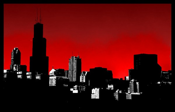 City Chicago Red Light Tickets