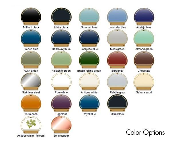Chateau Colors Bella Cucina Design