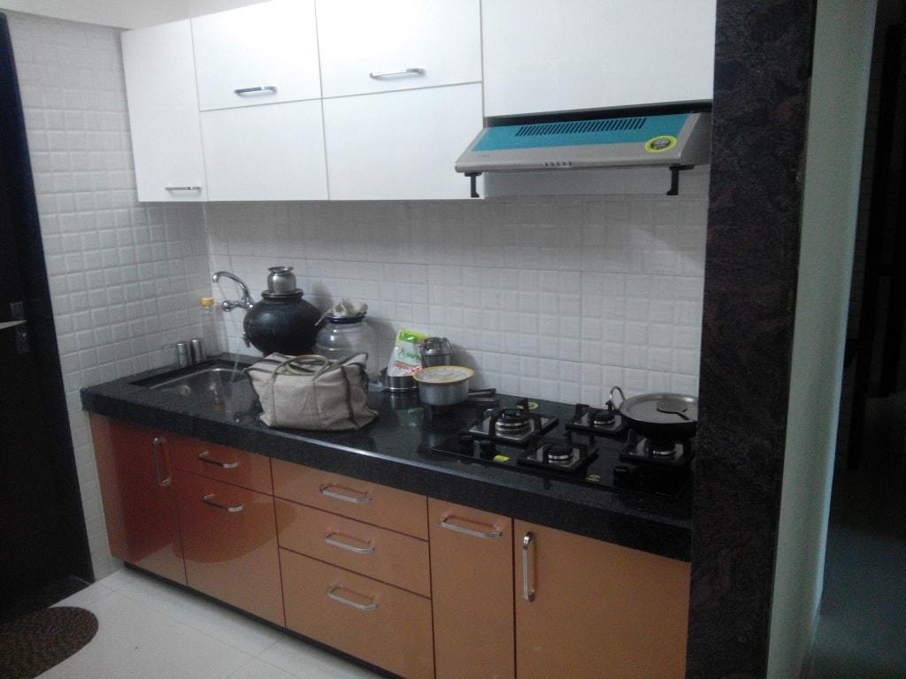 U Shaped Kitchen Design India