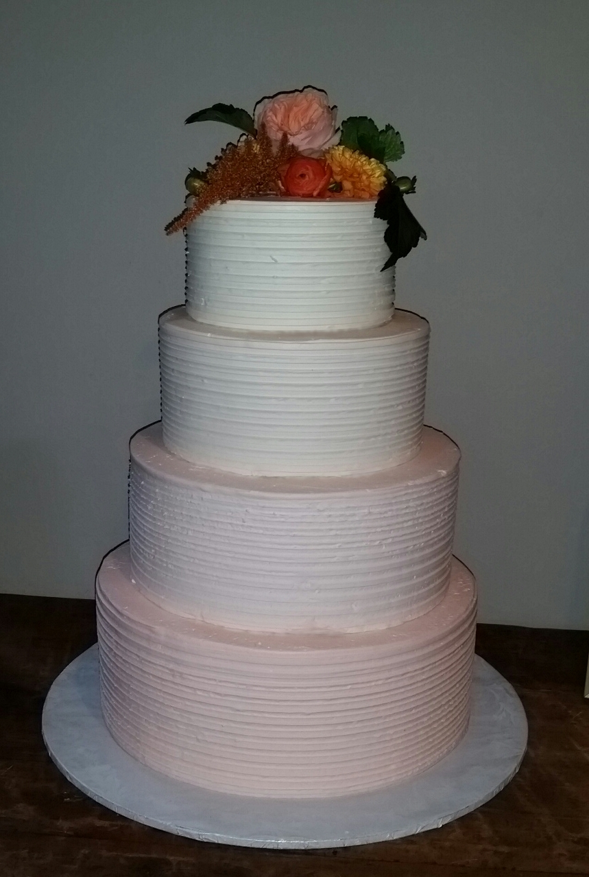 More 2015 wedding cake design and flavor trends   Bella s Desserts More 2015 wedding cake design and flavor trends