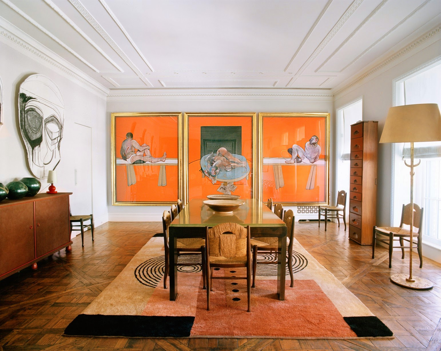 Jacques Grange Interior Design