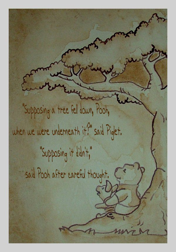 65 Of The Most Beautiful Winnie The Pooh Quotes Well  how good can a quote be  About it  see  when you have someone  you  have a soul  a lot of feelings attached to you  But when you have  something