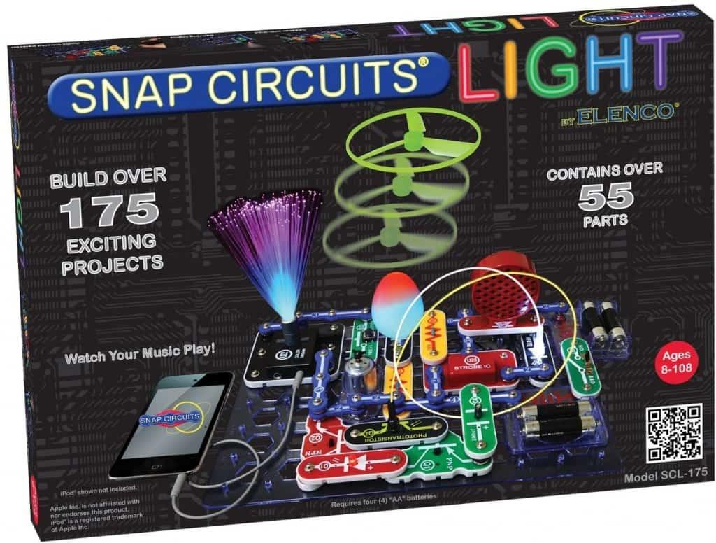 Christmas Lights Music Kit