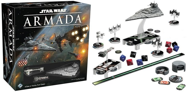 Pass Go  Collect 200 Credits  10 Best Star Wars Board Games star wars armada board game