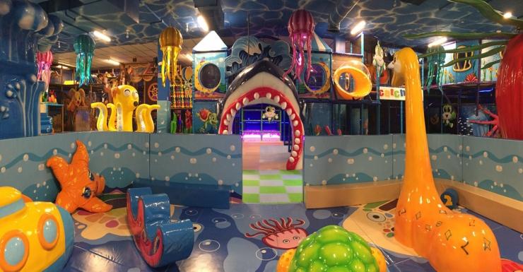 Fun Restaurants Kids Birthday
