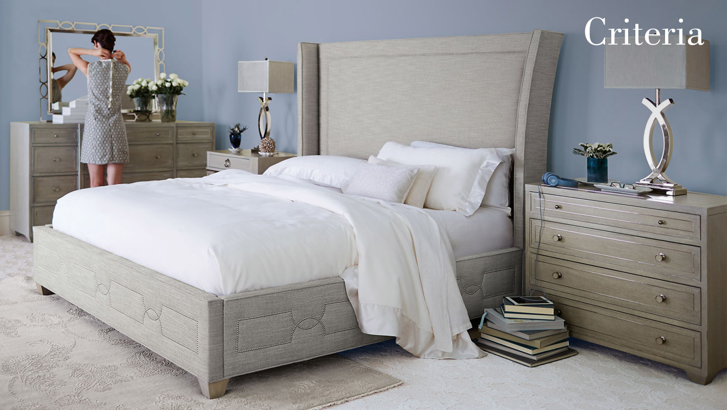 Criteria Bedroom Items Bernhardt