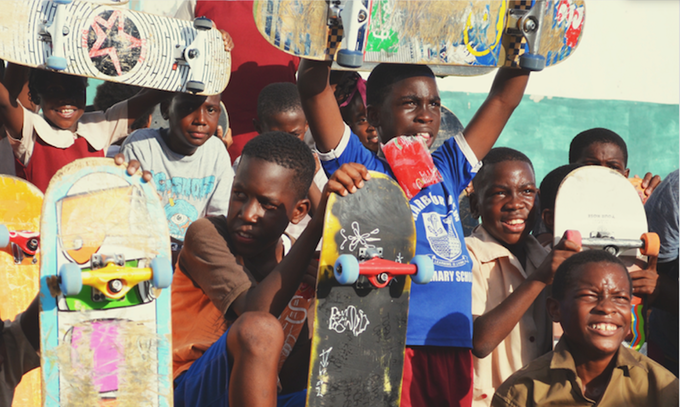YOU CAN HELP BUILD JAMAICA'S FIRST SKATEPARK!