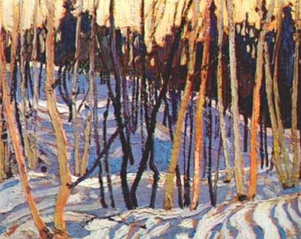 Tom Thomson Snow Shadows