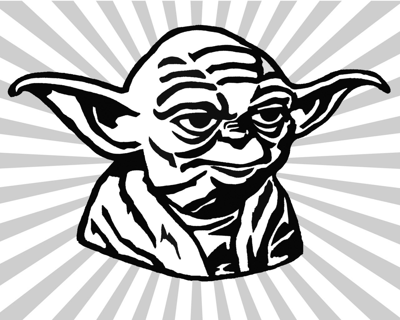 Wars Yoda Coloring Pages