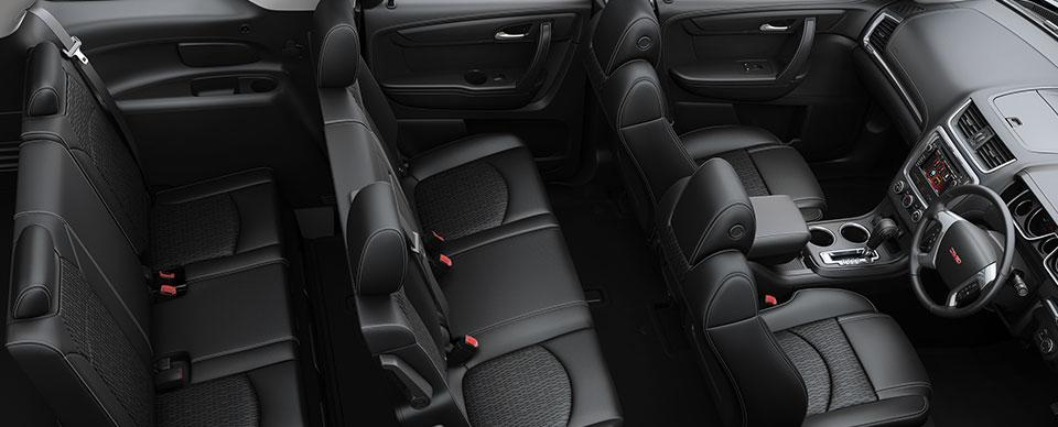 Family Vehicles Seat 8