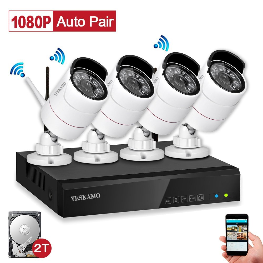 Best Wireless Home Security System Reviews