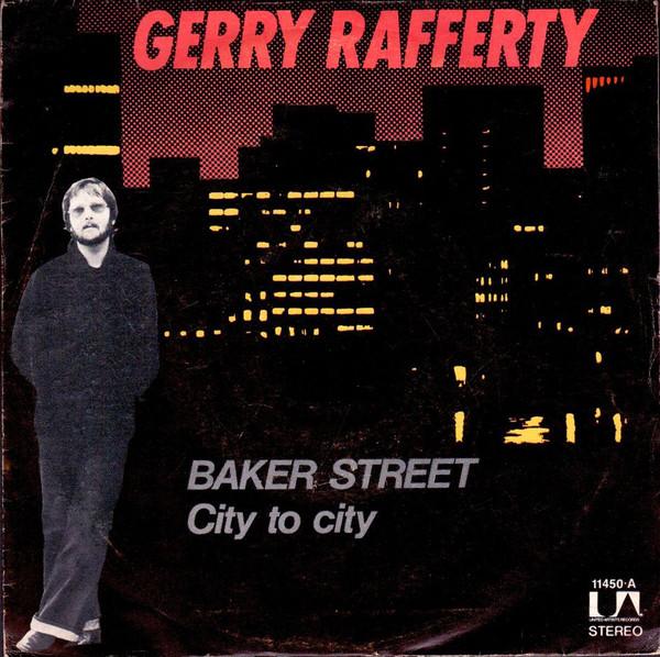 Street Sax Solo Baker Instrumental