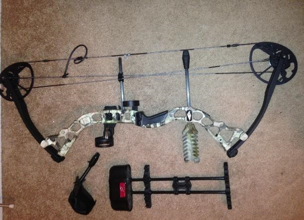 Archery Liberty String Diamond Bow