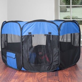Paw Pet Pop Up Playpen Deluxe Review Best Dog Crates And